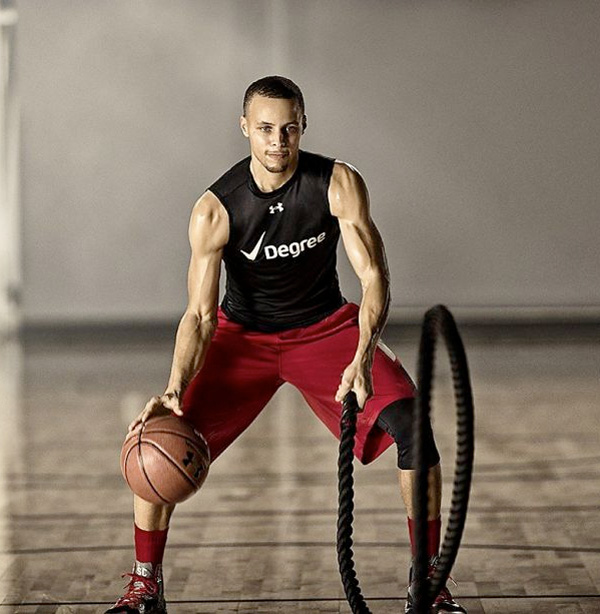 Stephen-Curry-muscles-sport-training