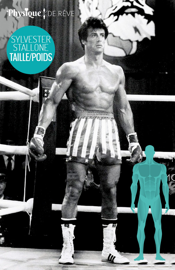 Sylvester-Stallone-taille-poids-muscles